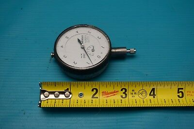 """Used Mitutoyo  2923F-10 .0001"""" Dial Indicator"""