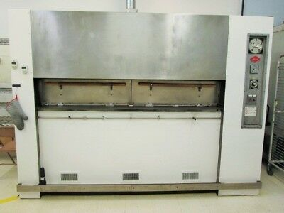 REED Revolving Tray Commercial Oven for Pizza, Bagel or Bakery