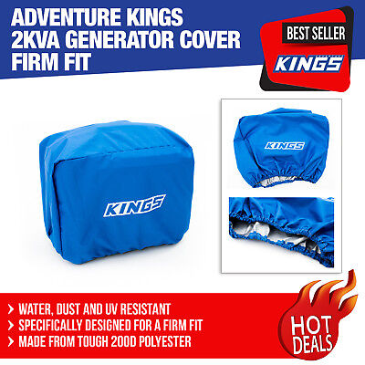 2KVA Generator Cover Firm Fit Adventure Kings
