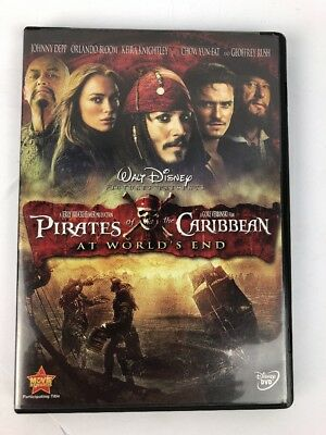 Pirates of the Caribbean: At World's End [DVD] [2007] [Region 1] [US Import] [NT