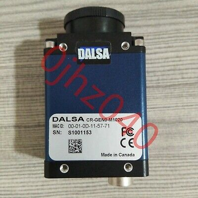 1PC used DALSA CR-GEN0-M1020 CCD Camera