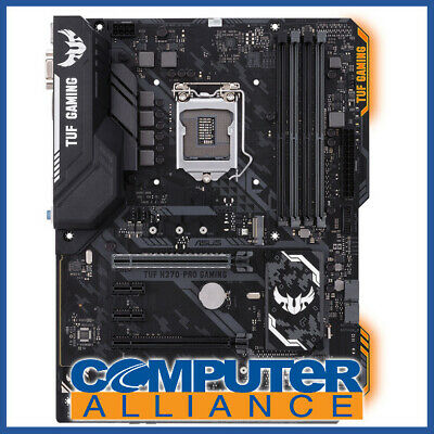ASUS S1151 ATX TUF H370-PRO Gaming WIFI DDR4 Motherboard