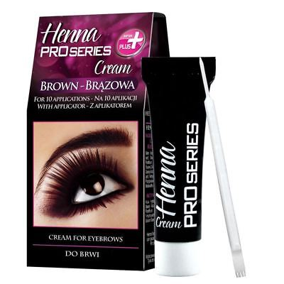 Verona Henna Cream for Eyebrows Brown