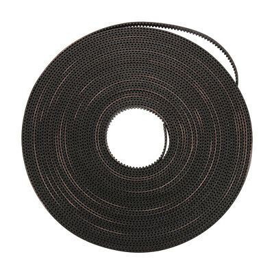 5M/10M Rubber GT2-6mm Open Timing Belt 6mm Width 2mm Pitch for Rostock Prusa GT2