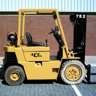GET A FULL SERVICE for your Doosan G20S-2 Gas Forklift for only 99.99!
