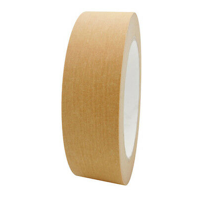 Self Adhesive Kraft Framers Framing Tape 50m in 25mm, 38mm or 50mm