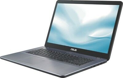 """Asus F705NA-BX016T 17,3"""" Zoll Notebook 1,1GHz 8GB Ram 1TB HDD Win10"""