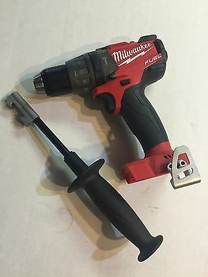 Milwaukee 2704-20 M18 Fuel Cordless Hammer drill Bare tool NEW replaces 2604-20