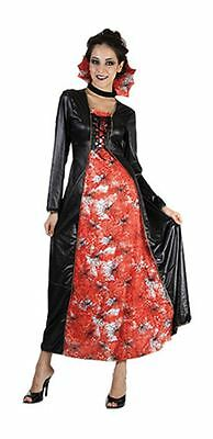 Ladies Women's Queen of the Web Witch Costume Fancy Dress Party Halloween Outfit