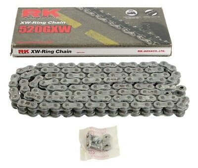 New RK 520GXW Chain 120 Link for Ducati 748 Biposto 95-99, 748 R 02