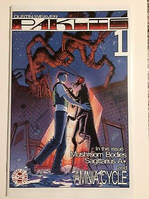IMAGE BLIND BOX VARIANTS –PAKLIS #1 - COLOR and SKETCH COVERS- NM - BOTH