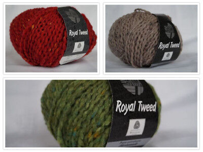Lana Grossa Royal Tweed