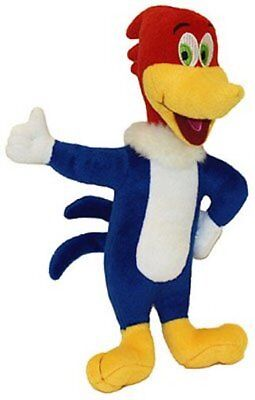 Multipet Woody Woodpecker 11 Plush Laughing Dog Toy New Free Shipping To Usa