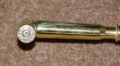 """Vintage Post WW2 50 Cal. BMG Casings """"Trench Art"""" Walking Cane. One of a Kind"""