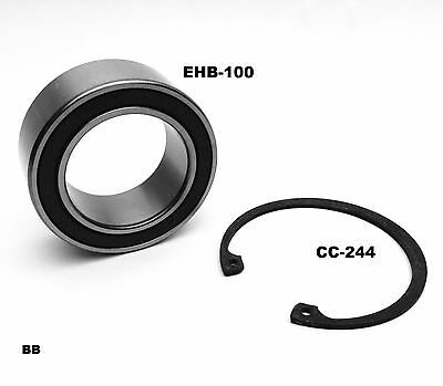 Belt Drives Ltd Clutch Hub Bearing & Clip - EHB-100 & CC-244