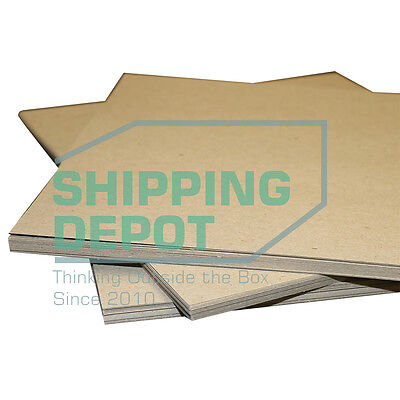 """750 Full Case of 8.5x11 Chipboard Pads THICK 30PT .030 Scrapbook Sheets 8.5x11"""""""