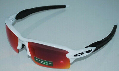 3780689b73 Oakley Flak 2.0 XL Prizm Sunglasses OO9188-03 Polished White Prizm Baseball  NEW