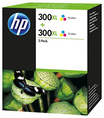 HP Consumer-HP 300XL Tri-Colour Ink Crtg Twin Pack  AC NUEVO