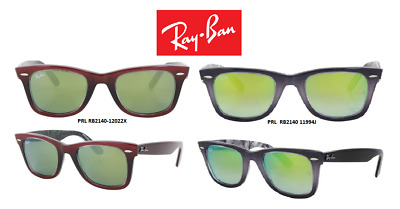 a4ddb6a15 Ray-Ban Sunglasses RB2140 Wayfarer Series 100% Authentic & Brand New