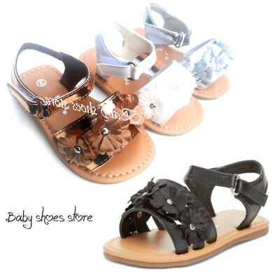 c54f750e62772 NEW INFANT TODDLER Girls soft Jelly sandals size 6-9 -  5.00