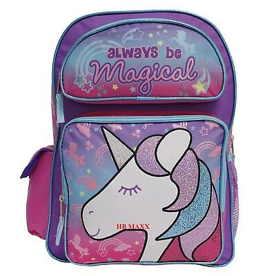 """Jojo Siwa 16"""" inch Backpack with Lunch Bag Perfect for Gift New Licensed Product"""