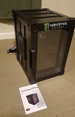 Ongebruikt Crystal Cooler Mini Fridge Monster OX-59