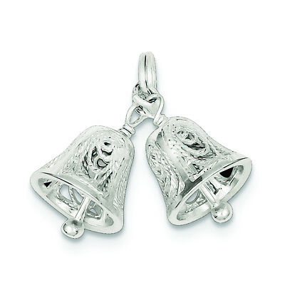 .925 Sterling Silver Scales Of Justice Charm Pendant MSRP $30