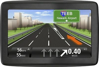 "TomTom Via 1415M 4.3"" Portable Vehicle GPS w/ Lifetime Map Updates - 1EN4.052.10"