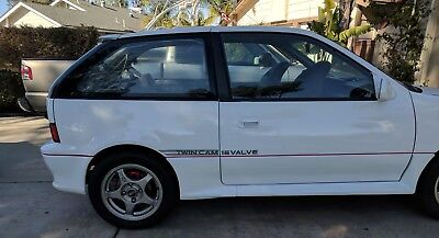 Reproduction OEM Decal Set for 1989 - 1994 Suzuki Swift GTi