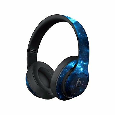 Beats Dr Dre Studio Solo Pro 2 3 headphone Skin decal sticker galaxy space BE544