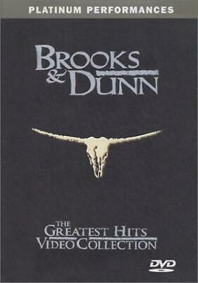 Brooks & Dunn - The Greatest Hits Video DVD