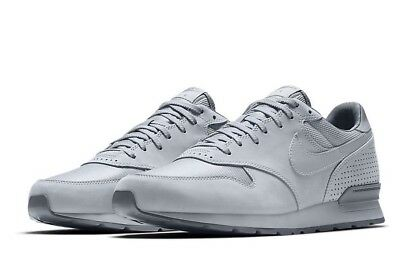 online store 7e257 023ab NIKE AIR ZOOM EPIC LUXE 876140-002 Wolf Grey Cool Grey Size UK 9 EU