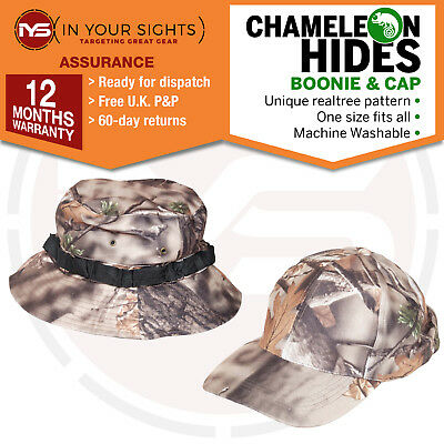 0715dbb4887 CAMO SHOOTING CAP   Realtree style Camouflage cap   Hunting ...