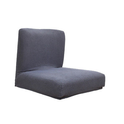Gray Jacquard Seats Chairs Covers for Hotel ,Restaurant, Wedding Part Decor