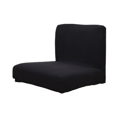 Black Jacquard Seats Chairs Covers for Hotel ,Restaurant, Wedding Part Decor