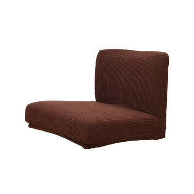 Brown Jacquard Seats Chairs Covers for Hotel ,Restaurant, Wedding Part Decor