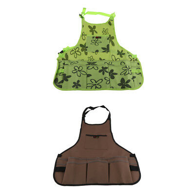 Crafts Woodworking Apron Heavy Duty Workshop with Tools Pockets Work Aprons