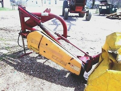 Used New Holland 452-- 7 Ft Disc Mower,  Can ship @ $1.85 per mile.