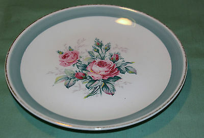 Ridgway Staffordshire Picardy Pattern Dinner Plate Beautiful Look!!!