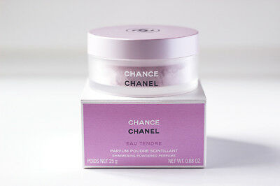 CHANEL Chance Eau Tendre - Shimmering Powdered Perfume 25g *BOXED & SEALED*