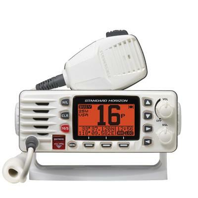 Vhf Fixed Mount Standard Horizon Eclipse Ultra Compact Fixed Mount Vhf White