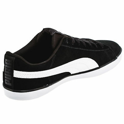 Puma Urban Plus Sd Black/white
