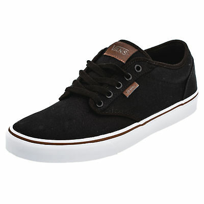 Vans Atwood (c&l) Blac/true Wh in Black