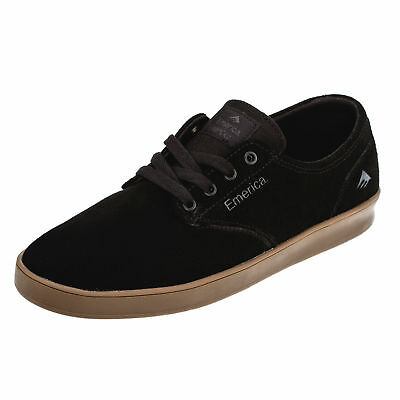 Emerica Romero Laced Black/gum in Black