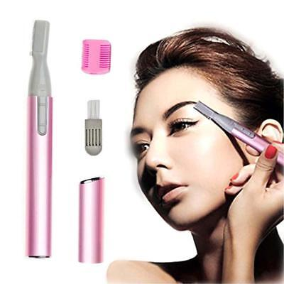 Electric Hair Removal Trimmer Blade Shaper Women Eyebrow Shaver Face Legs Armpit