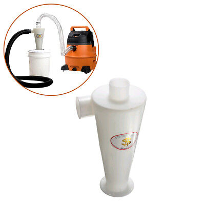 High Efficiency Cyclone Powder Dust Collector Filter Quality For Vacuums Plastic