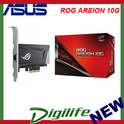 ASUS ROG Areion 10G 10GBaseT PCI-E Networking Adapter ROG AREION 10G