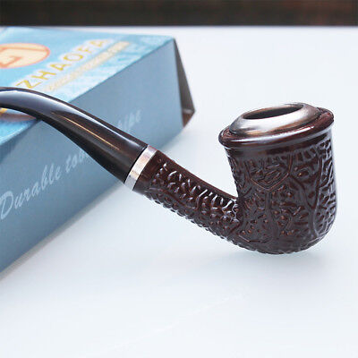 Brand New Durable Tobacco Smoking Pipe Tobacco Cigarettes Cigar Pipes Gift Fs2