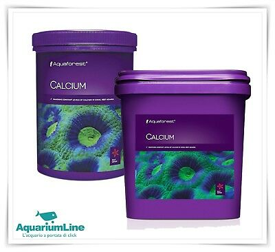 Aquaforest Calcium - Vari Formati - Integratore concentrato di calcio
