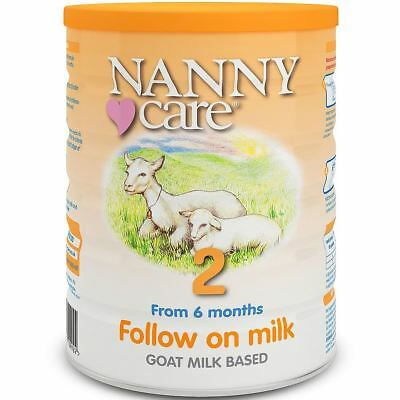 NANNYCare Stage 2 Follow On Formula - 900g